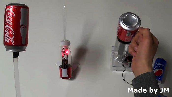 Как сделать детектор показывающий высокое статическое напряжение и его полярность