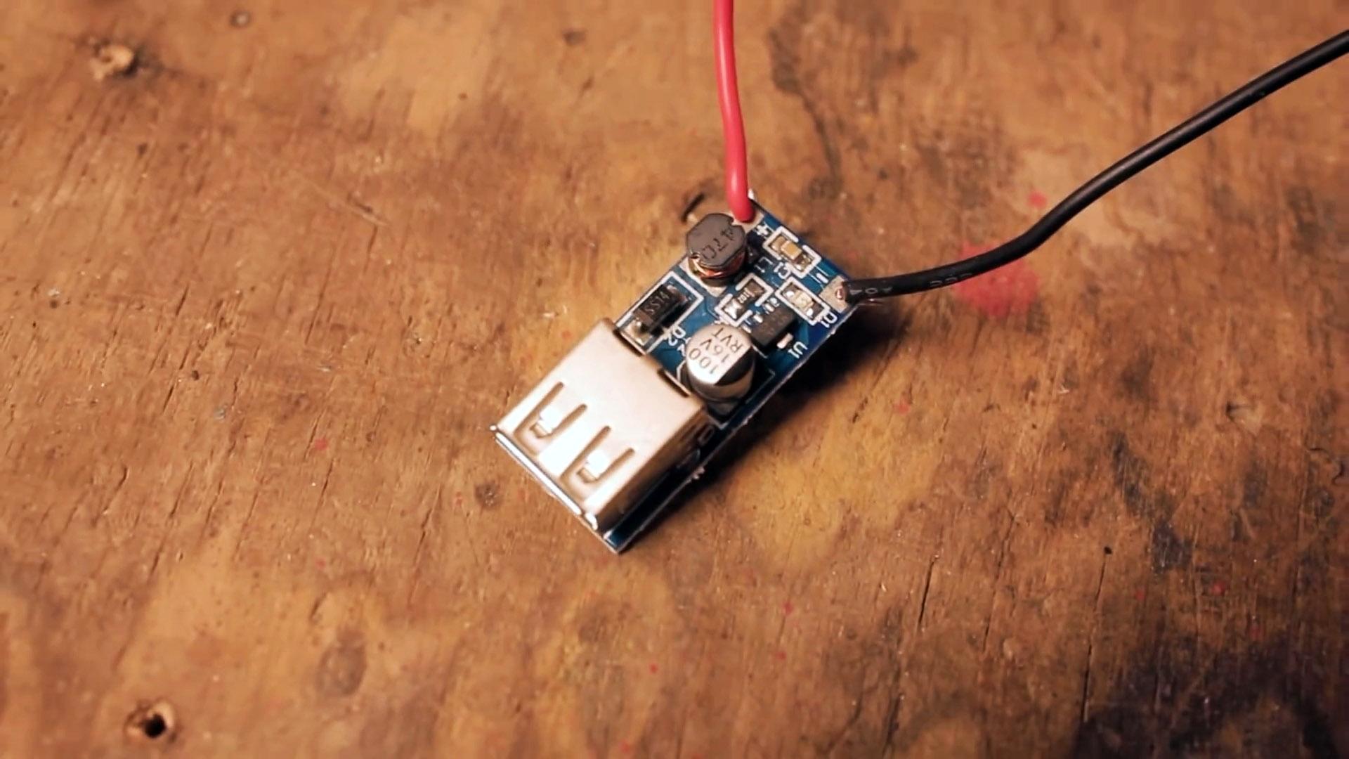 Самодельный генератор для получения электричества от тепла свечи