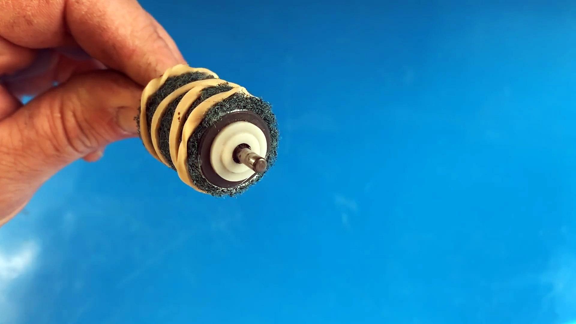 1 идея по использованию якорей от сгоревших моторов