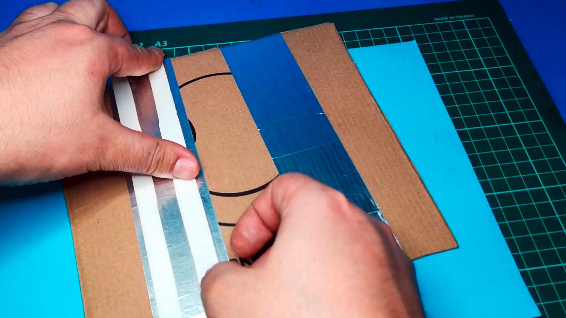 Как сделать солнечную батарею из диодов