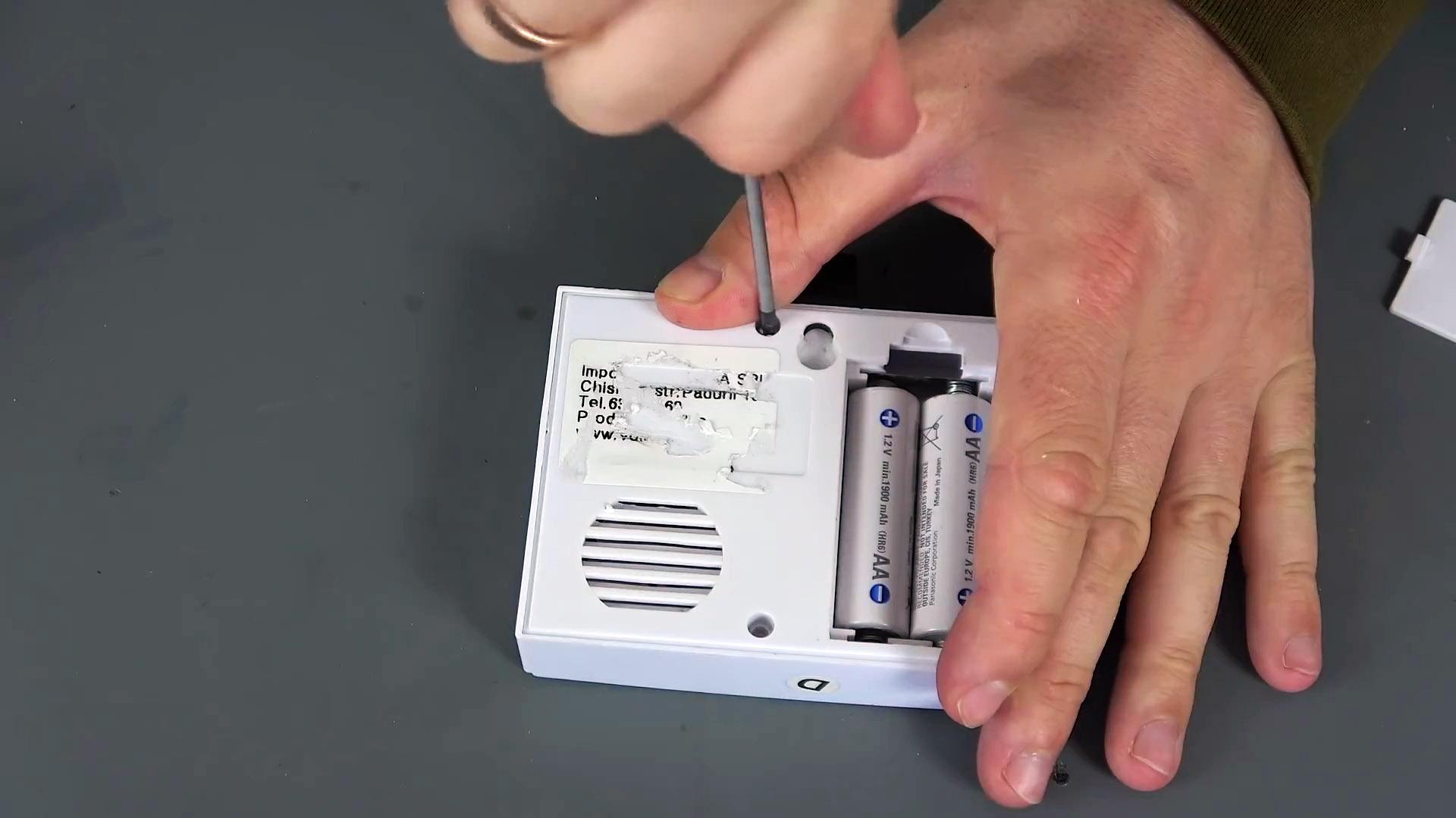 Как из старого радиозвонка сделать приставку для дистанционного управления