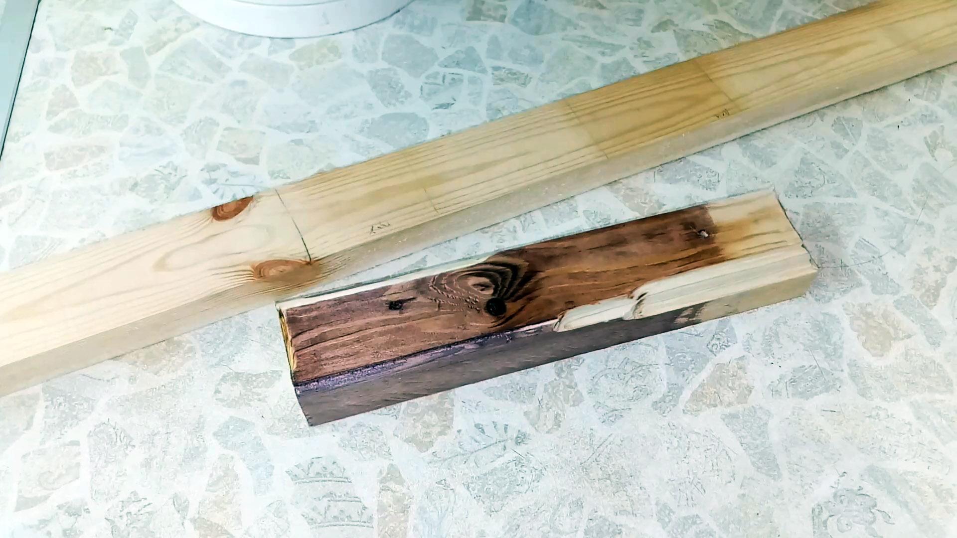 Как сварить глянцевое пропиточное масло для дерева