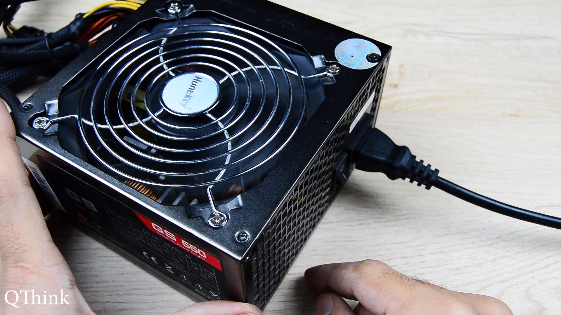 Как переделать шуруповерт на 220 В при помощи компьютерного блока