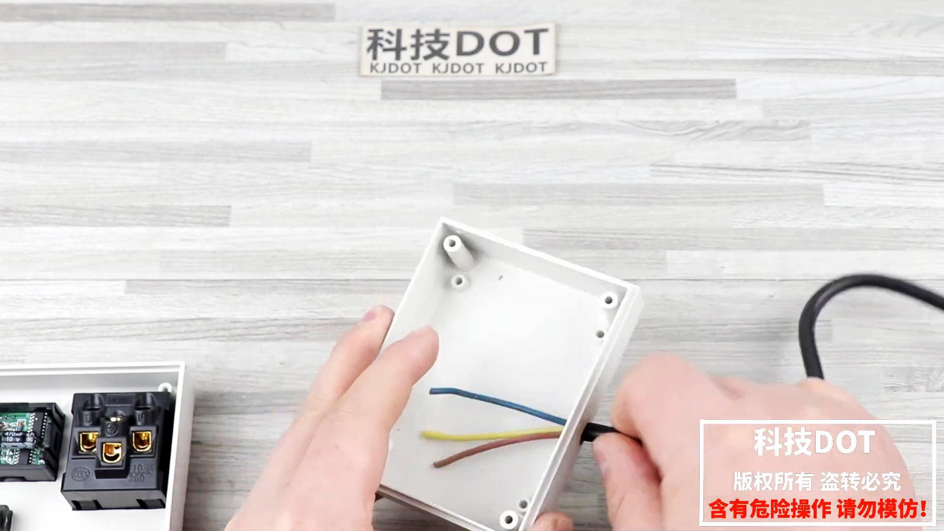 Как сделать электрический удлинитель с амперметром и вольтметром