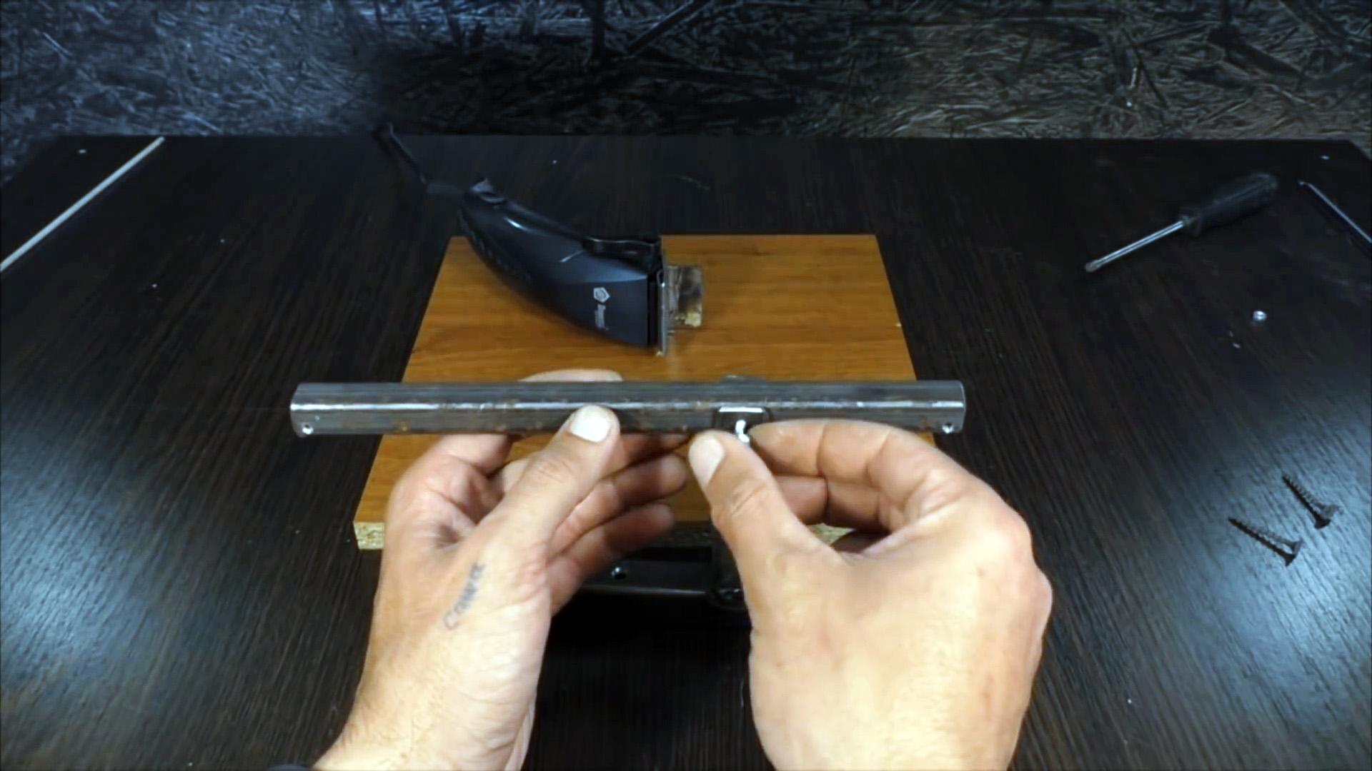 Как из машинки для стрижки сделать лобзиковый станок