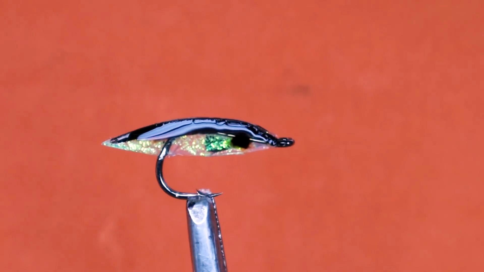 Как сделать стримеры для успешной рыбалки из стержня шариковой ручки