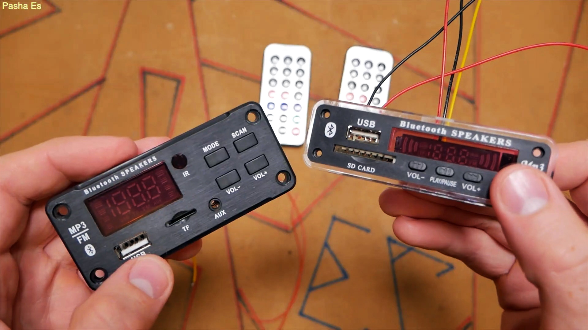 Как обновить старый музыкальный центр, добавив в него Bluetooth и USB-плеер