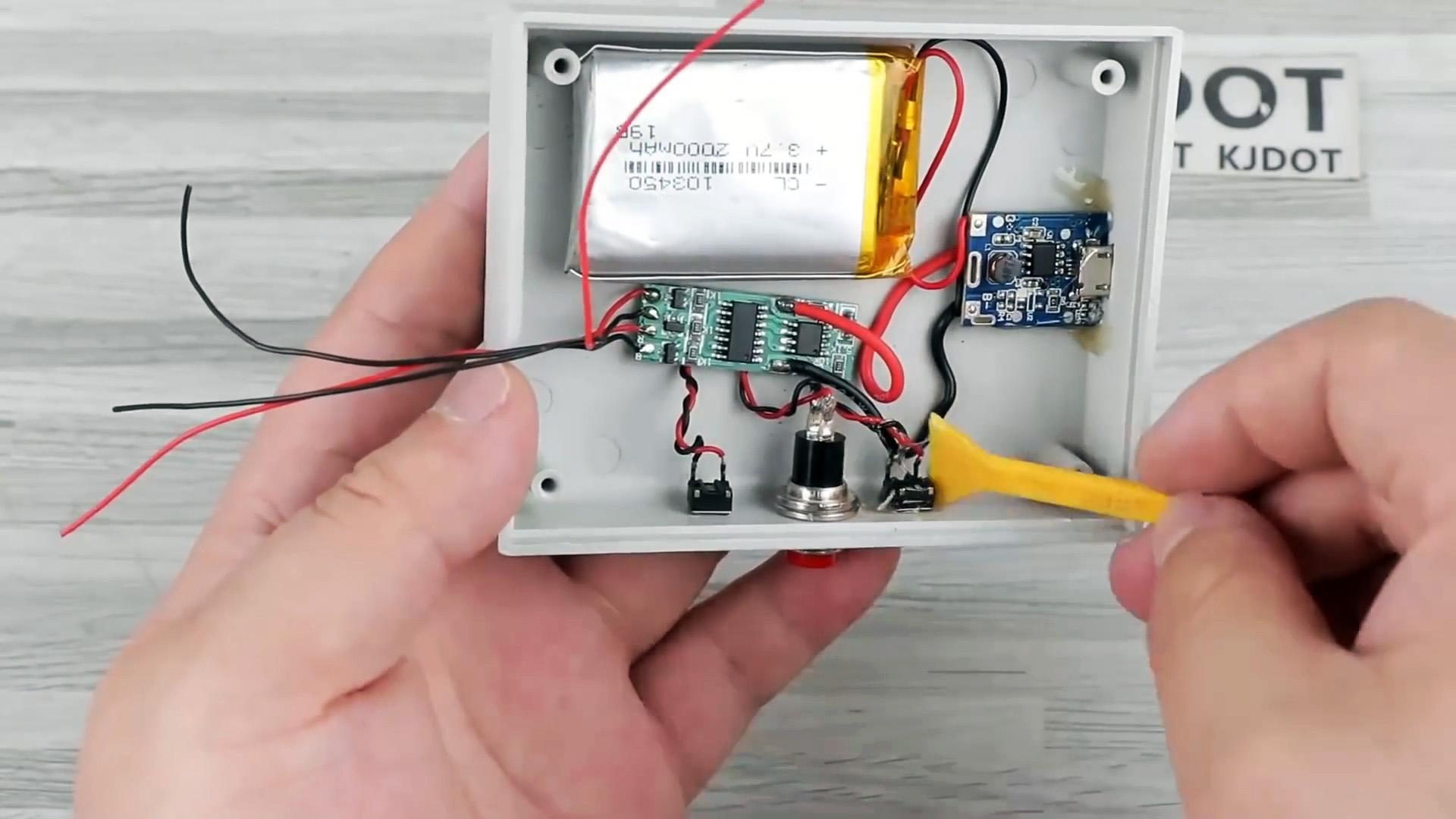 Светодиодная установка разноцветных световых эффектов без программирования своими руками