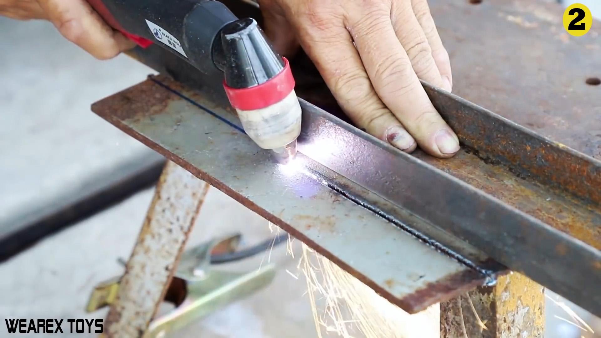 Как сделать приспособление на дрель для сверления отверстий в плитке любого диаметра