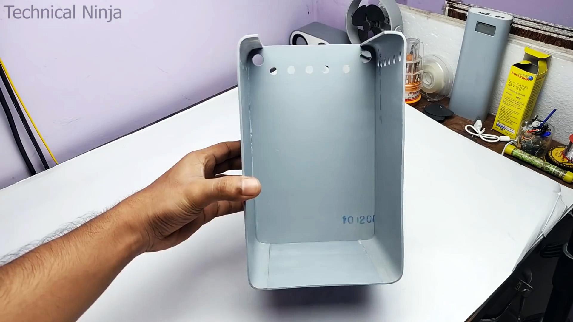 Как сделать мини холодильник 12 В своими руками