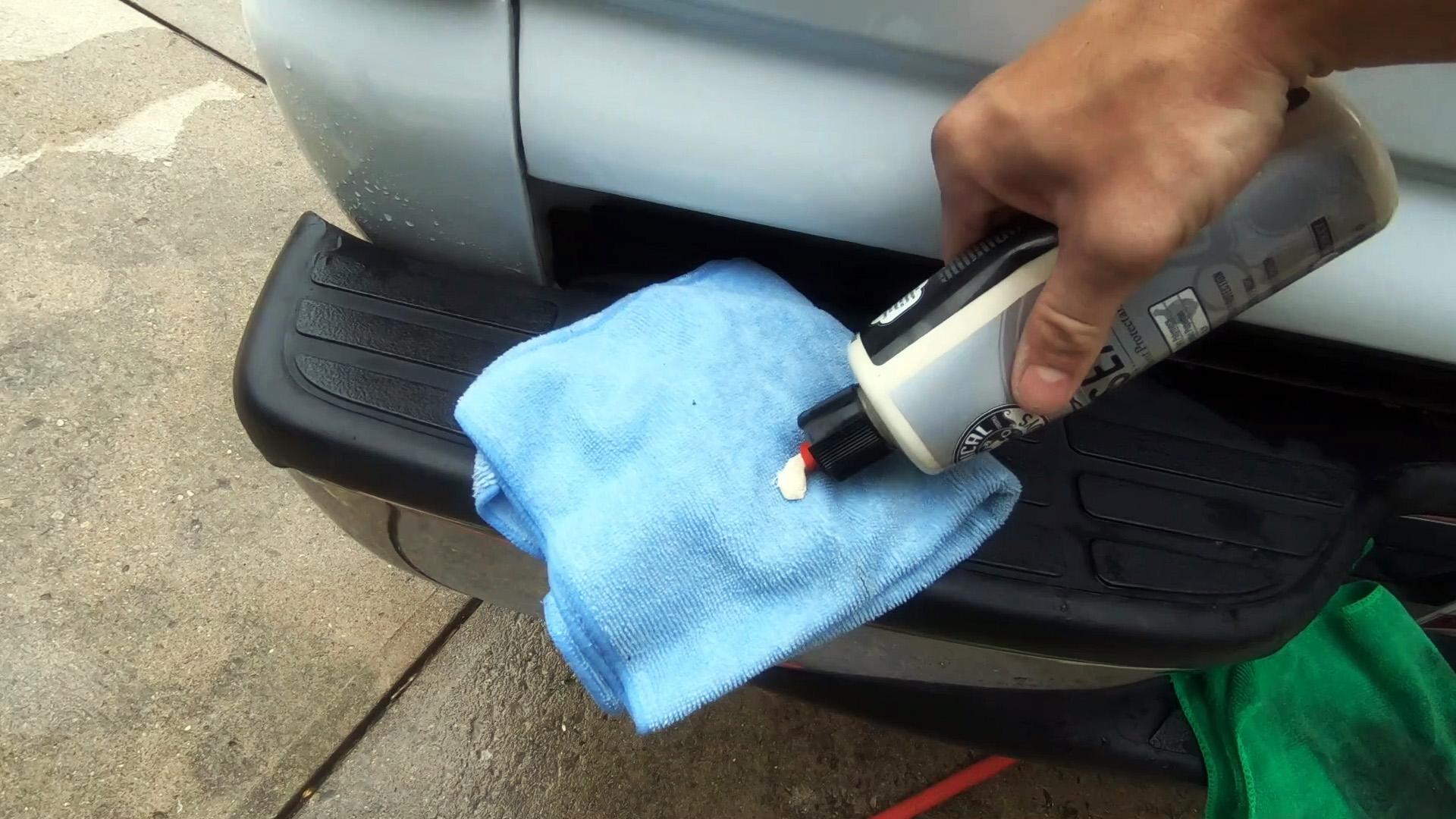 1 лучшее средство для удаления битума с кузова машины, которое всегда под рукой