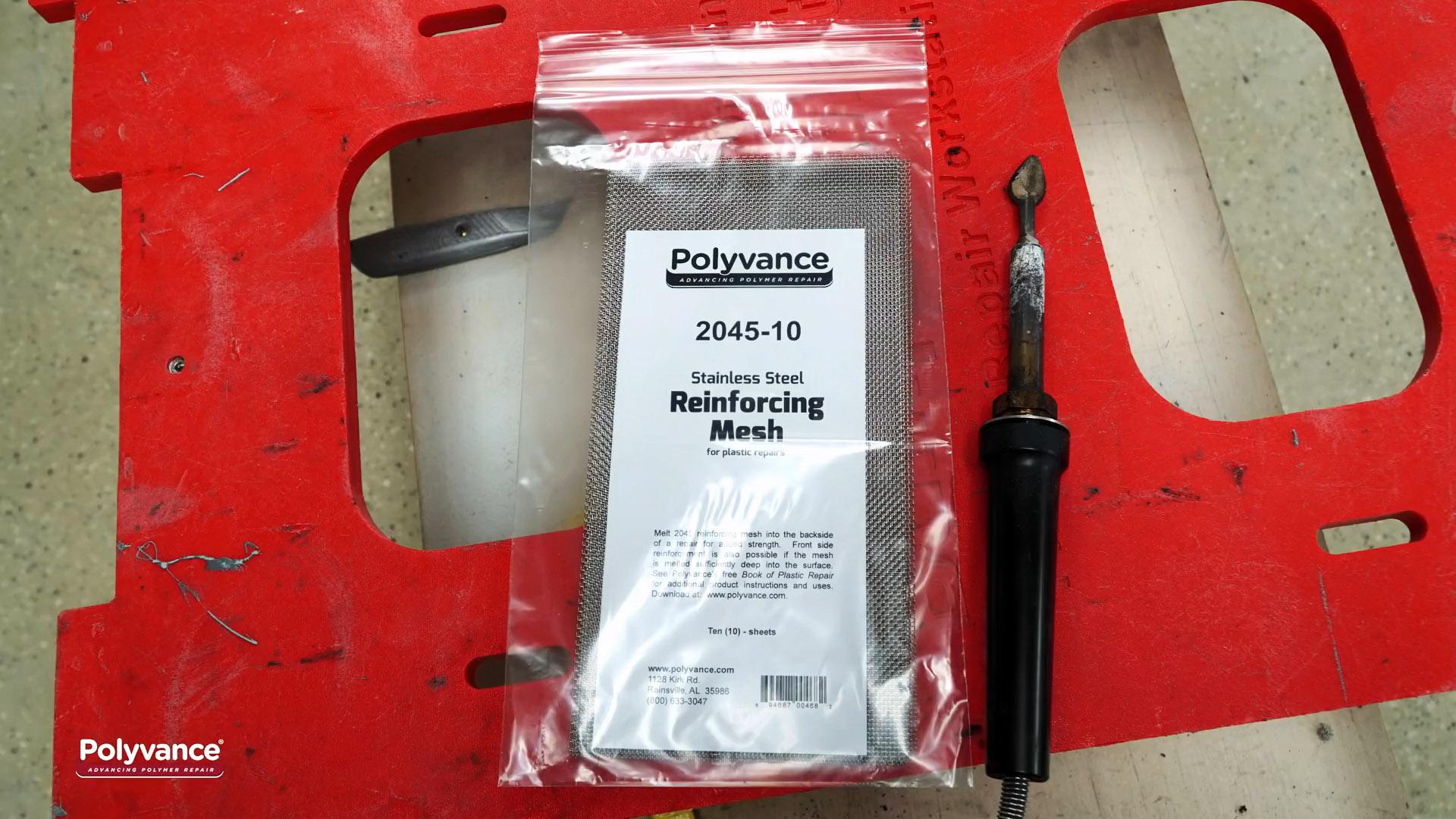 Как отремонтировать пластиковое крепление