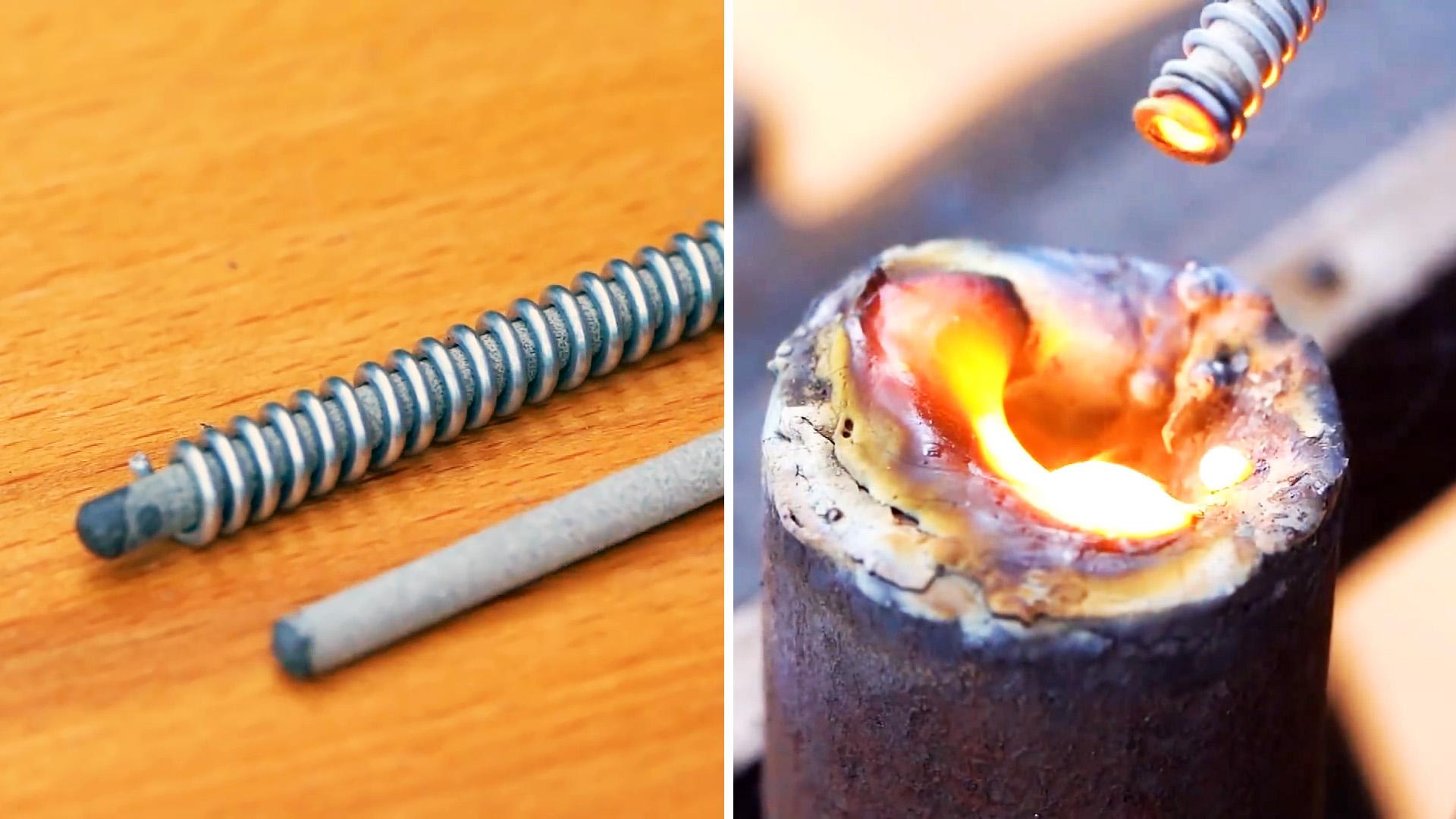 Лайфхак сварщику: как усовершенствовать электрод для запайки и наплавки