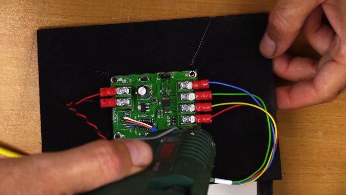 Как из старого HDD сделать мини заточной станок с регулировкой оборотов