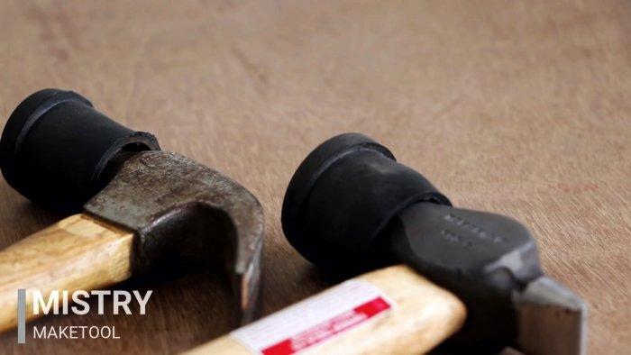 6 хитростей при работе с молотком
