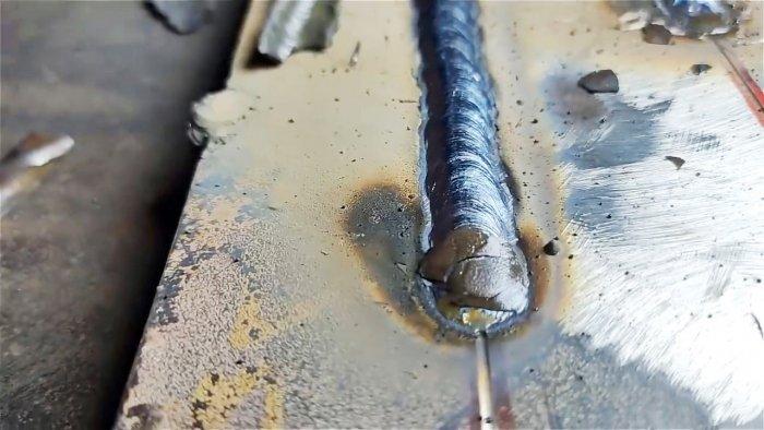 3 простых способа ведения электрода при сварке для новичков