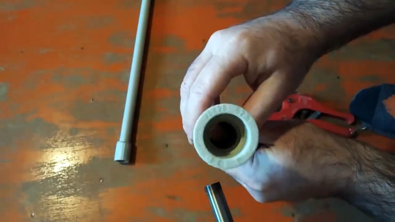 Как без паяльника качественно паять ПП трубы газовой горелкой
