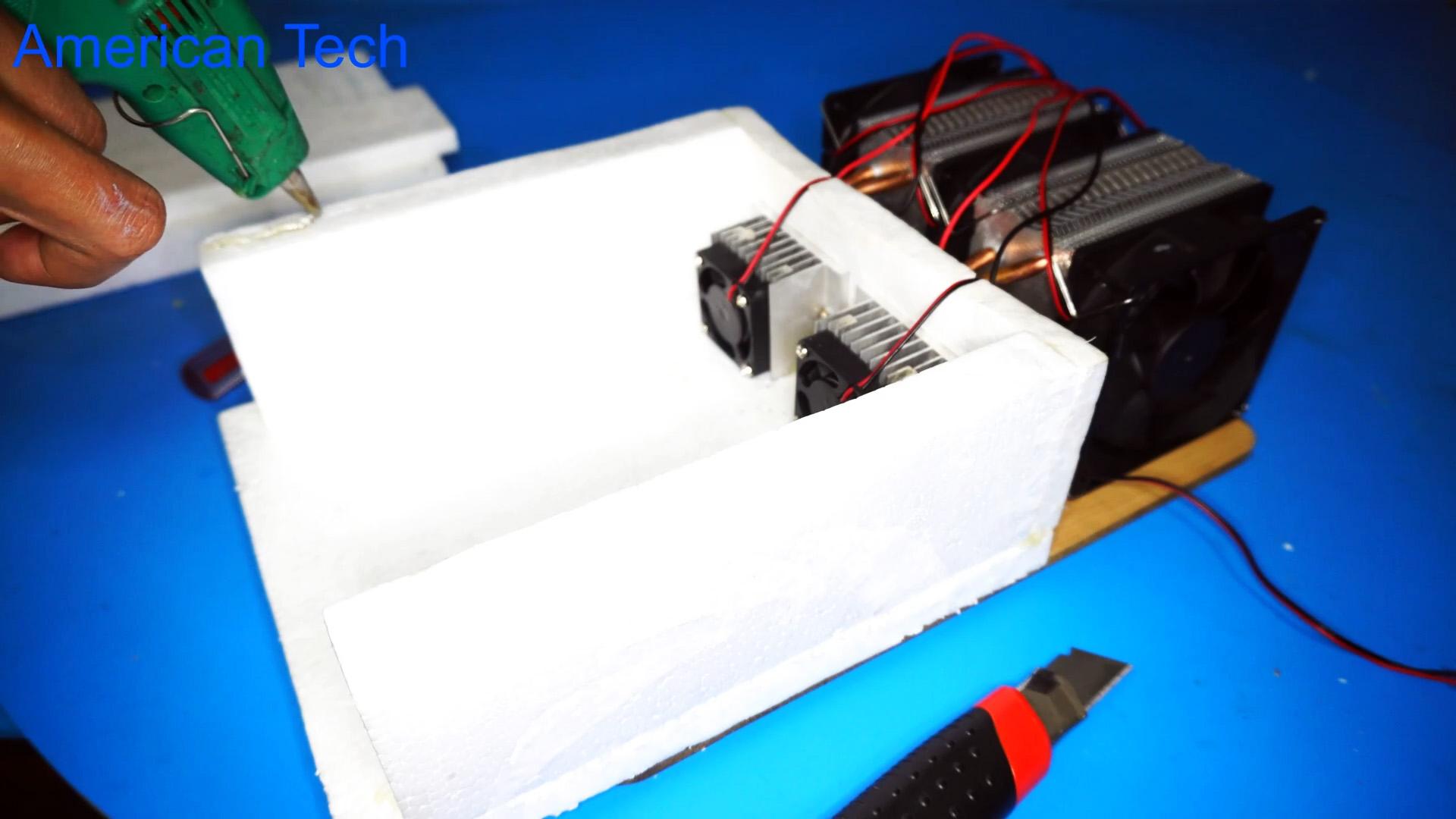 Как сделать генератор льда своими руками