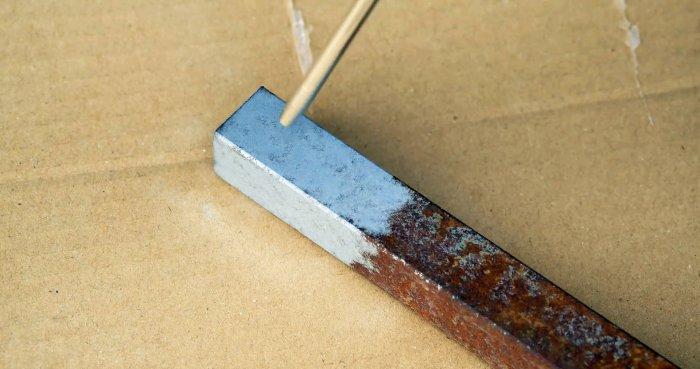 Делаем самый простой пескоструй за 20 мин