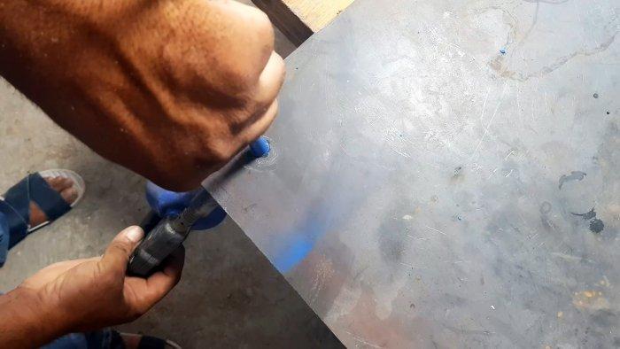 Как из ПП трубы сделать тонкий шланг для подключения сантехники