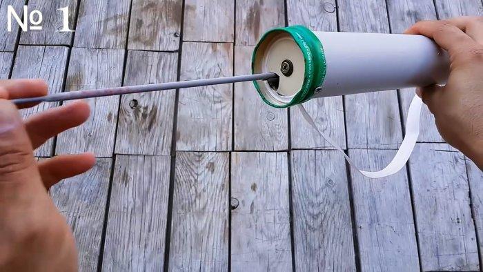 Что можно сделать из обрезков ПВХ труб 5 полезных идей
