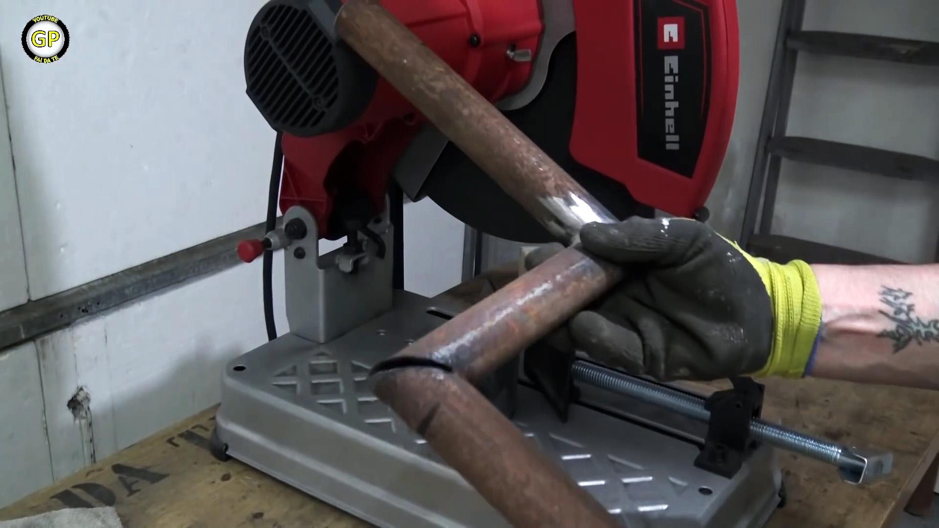 Как сделать неубиваемый электросамокат с мощной рамой