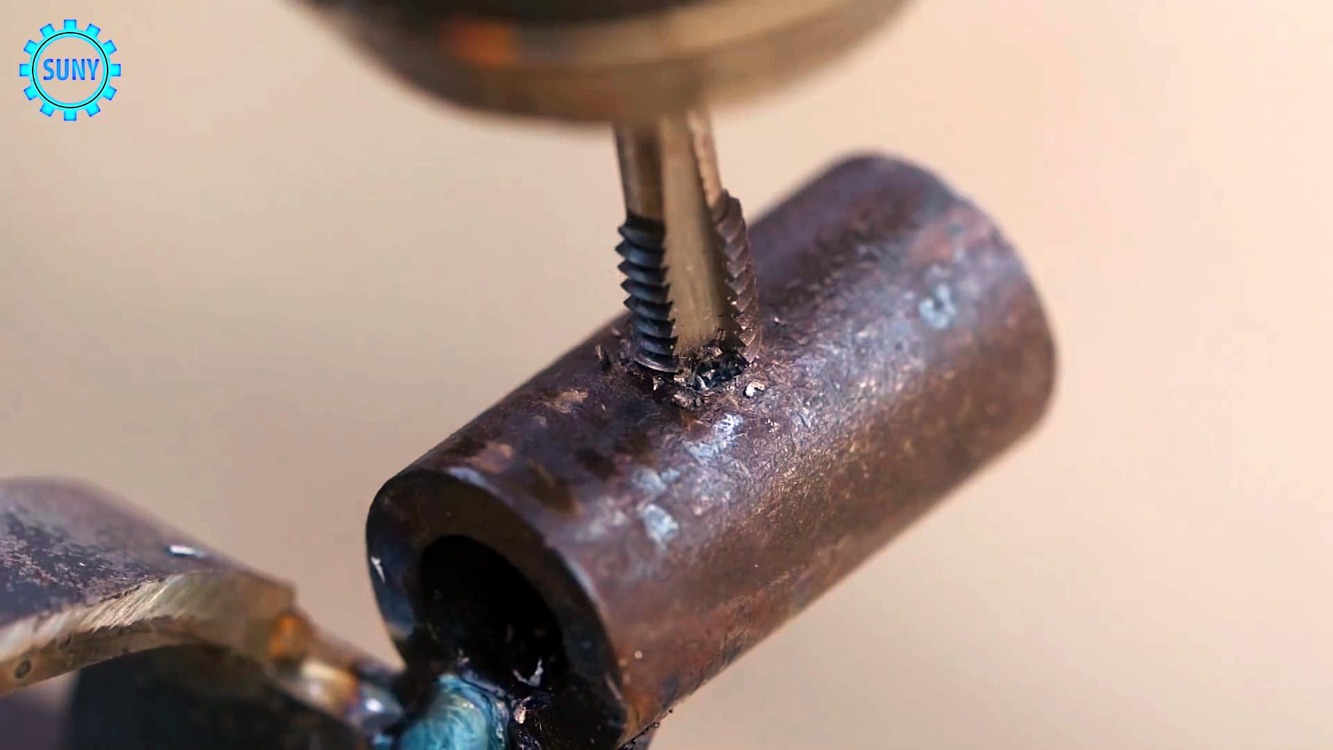 Приспособление для автоматической сварки стыков профильных труб
