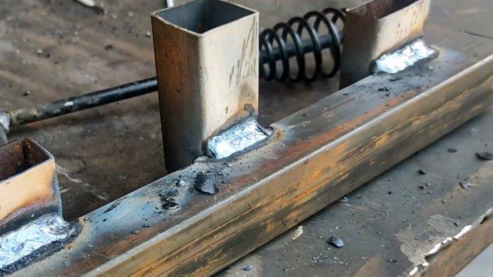3 способа сварки тонкого металла без прожога