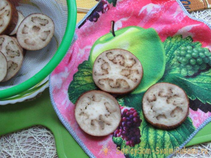 Как засушить баклажаны без сушилки