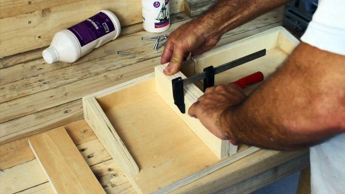 Как делать шканты или круглые палочки торцовочной пилой