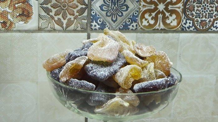 Куда девать кабачки Сделайте из них фруктовые цукаты с любым вкусом