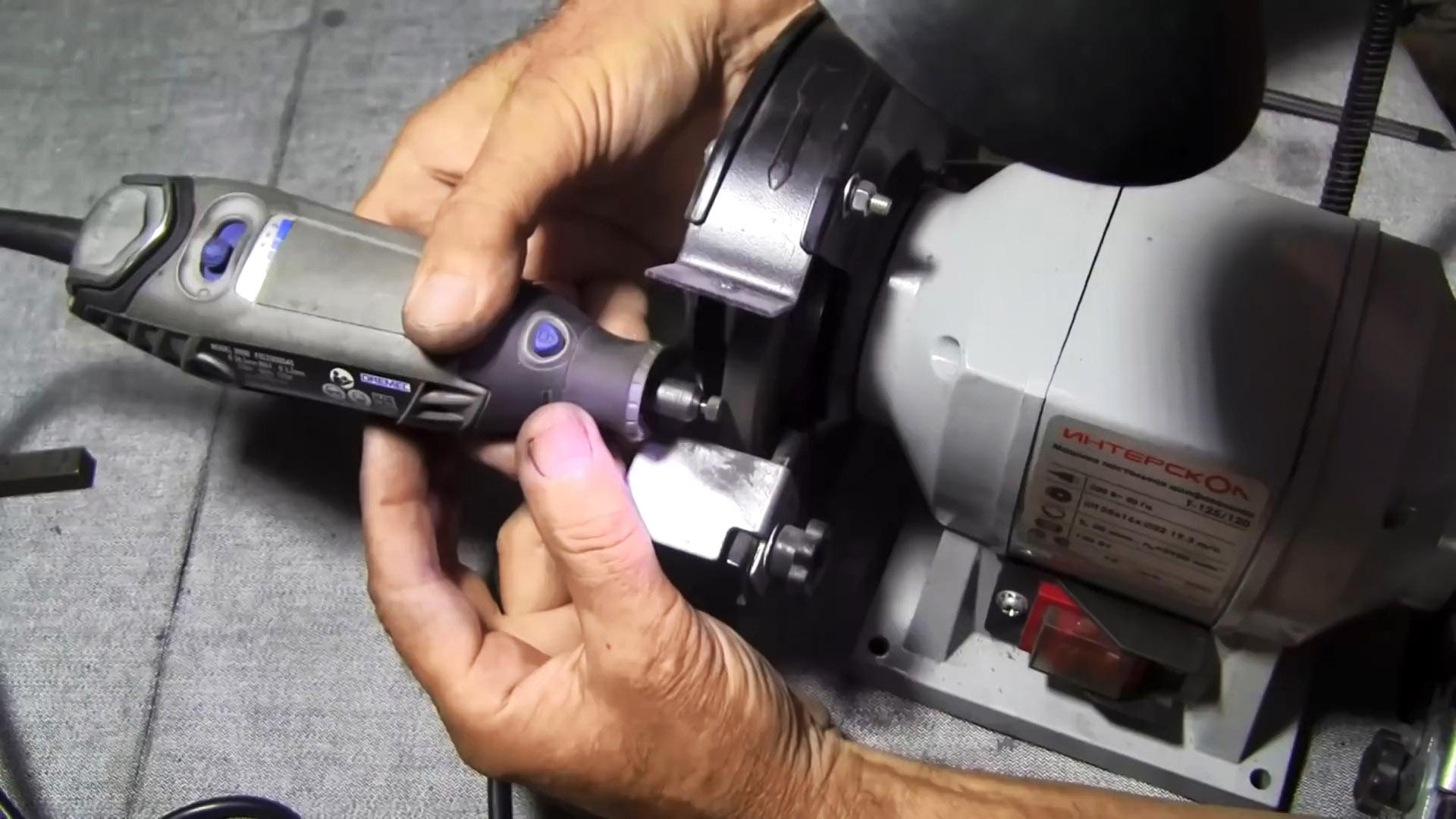 Делаем накатки для токарного станка из одноразовых зажигалок