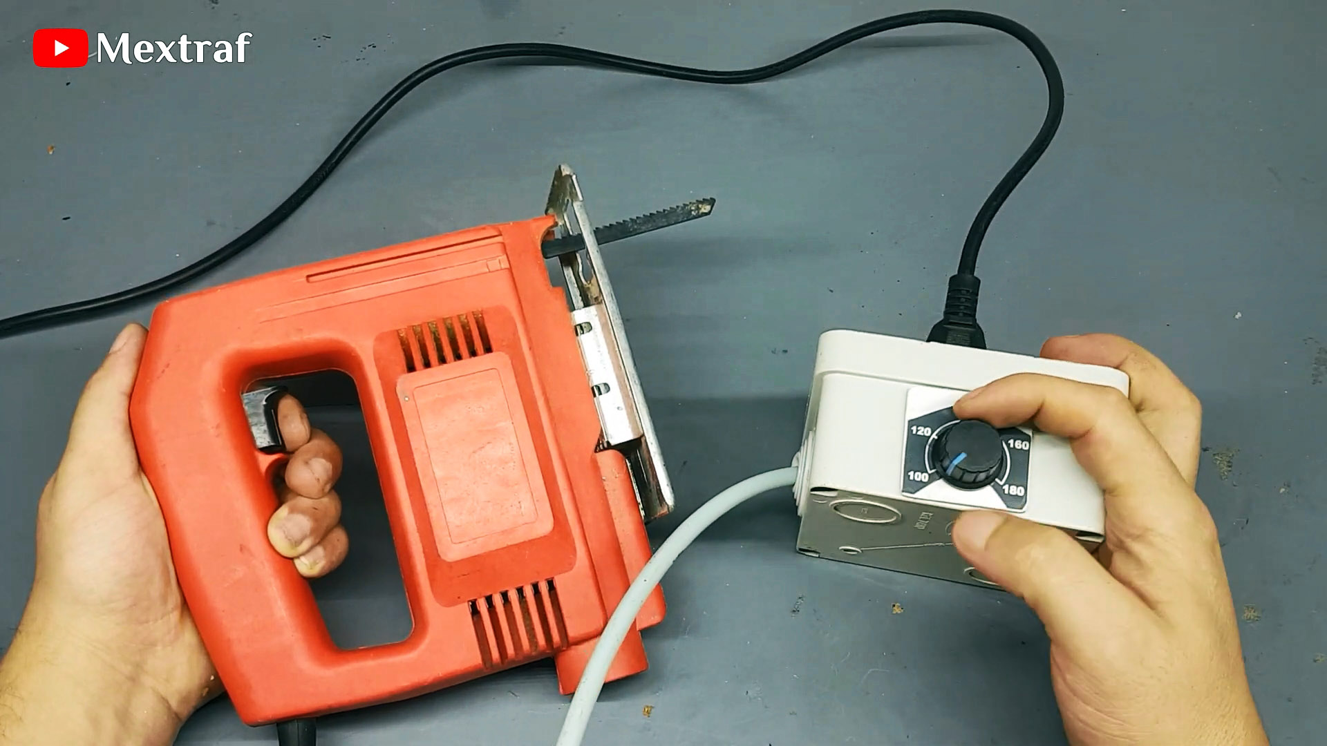 Как сделать регулятор оборотов электроинструмента без знания электроники