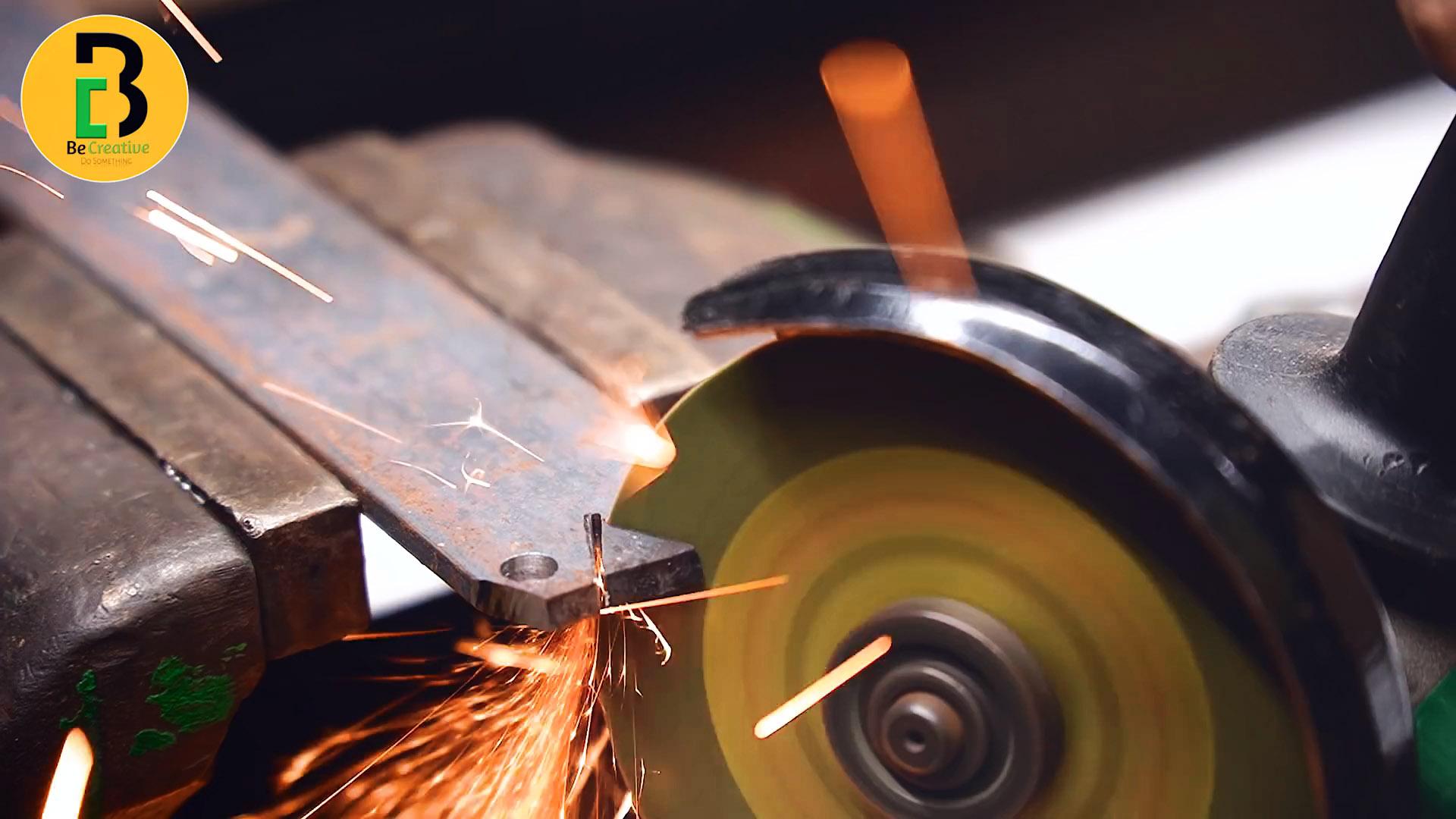 Как сделать упор корончатого сверла для ровного сверления отверстий в стекле или керамике