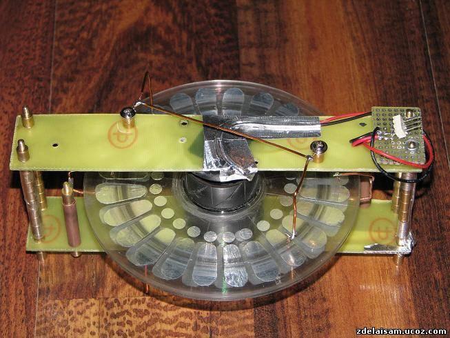 Как сделать в домашних условиях электрофорную машину