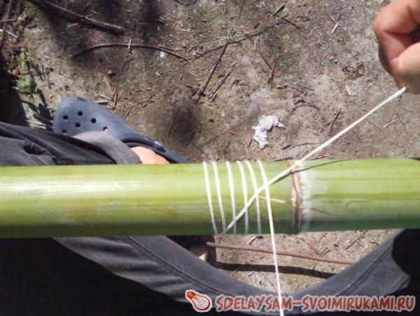Диджериду своими руками из бамбука