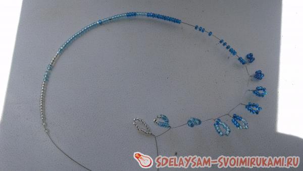 Синяя глициния