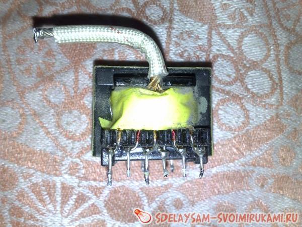 Как сделать из 36 вольт 12 вольт