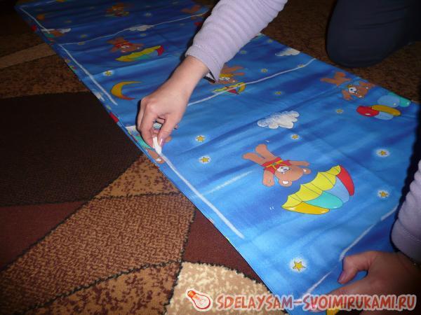 Массажный коврик своими руками из крупы 19