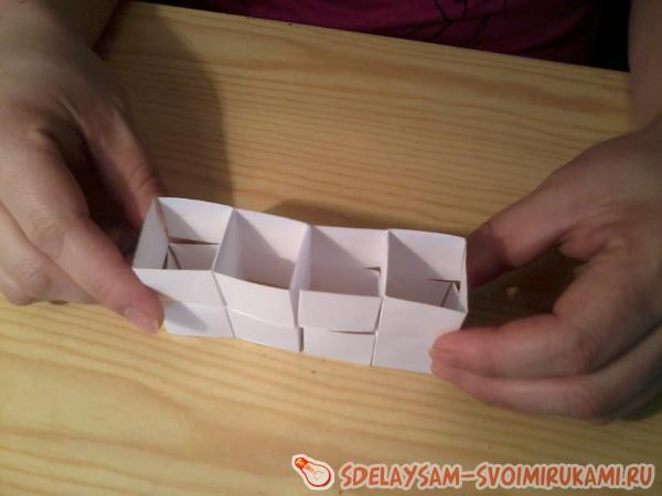 Кубик-трансформер своими руками видео
