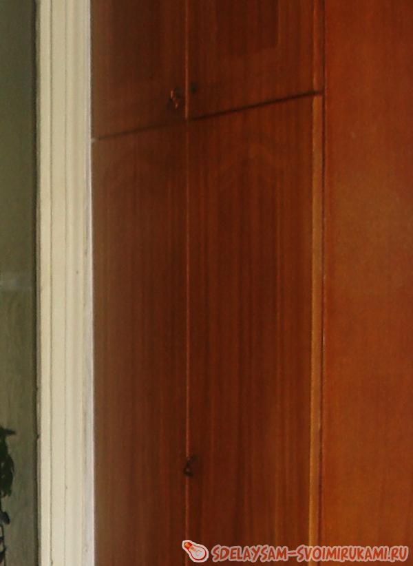 Двери для платяного шкафа