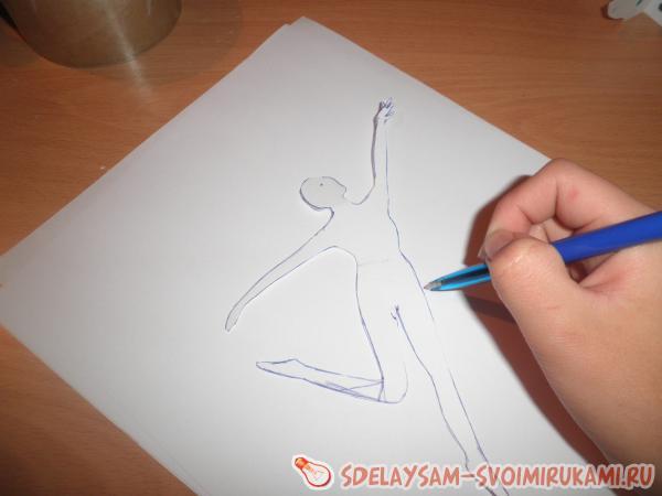 Нарисовать сделать свои руками 81