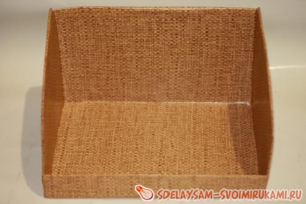 Хлебница из бамбуковых салфеток своими руками 87