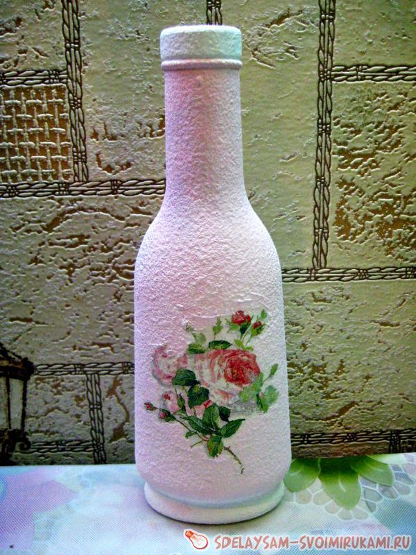 получения розового оттенка