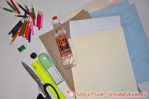 Поделки для детей из гофрированной бумаги. Бабочки, цветочки