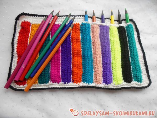 Школа вязания своими руками