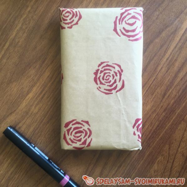 Сделай своими руками подарочную упаковку