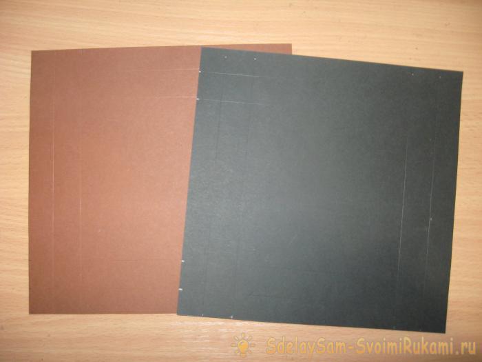 Коробочки со схемами