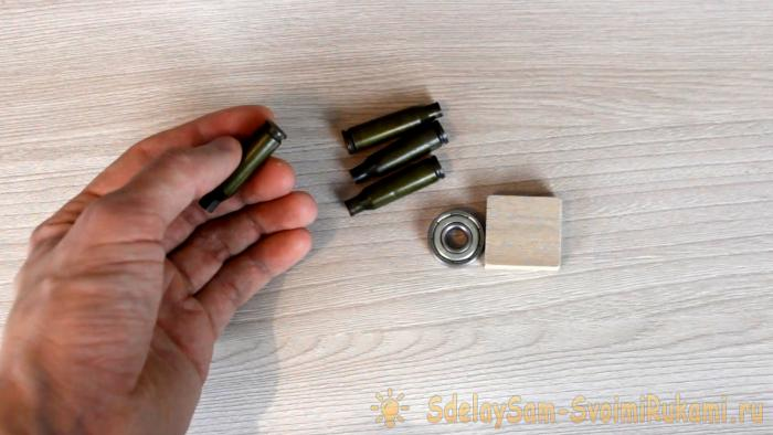 Как сделать спиннер своими руками diy finger spinner fidget toy 1590495