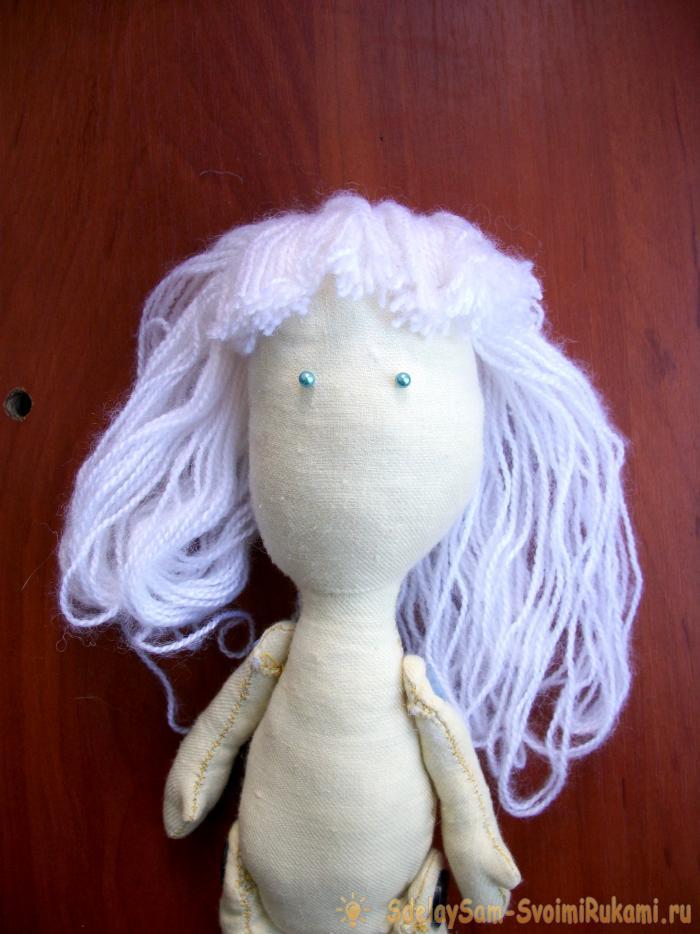 Куклы своими руками без ниток и иголок